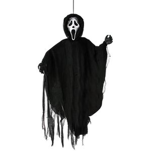 Ghost Face Scream Hanging Room Decoration