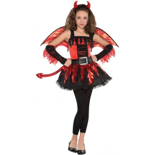 Daredevil Teen Halloween Fancy Dress Costume Age 14-16 Years