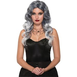 Grey Wicked Seduction Wig
