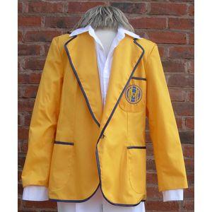 Hi De Hi Yellow Coat Gent Ex Hire Sale Costume Size XL