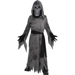 Grey Ghastly Ghoul Teen Fancy Dress Age 12-14 Years