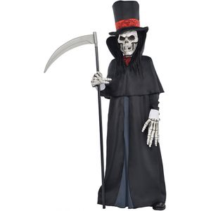 Childs Dapper Death Ghoul Costume Age 8-10 Years