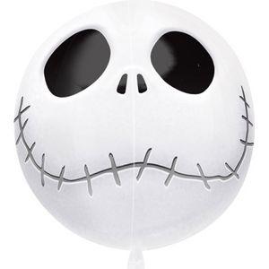Jack Skellington Orbz Foil Balloon
