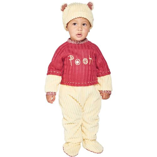 Disney Winnie the Pooh Vintage Romper - Age 6-12 Months