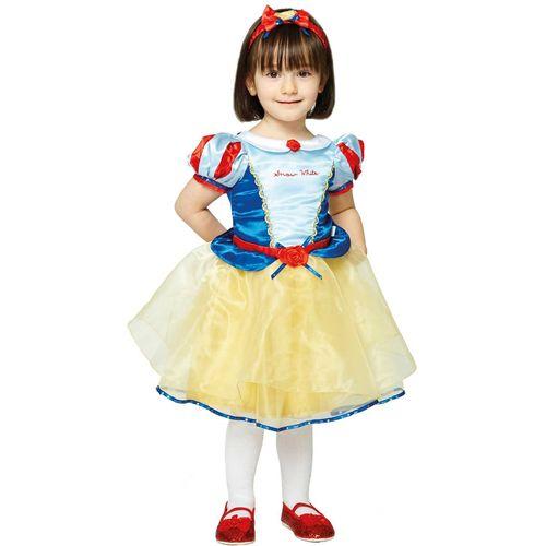 Disney Princess Snow White Dress - Age 2 Years