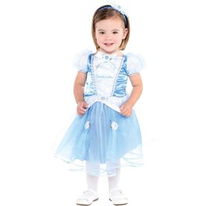 Disney Princess Cinderella Dress - Age 2 Years