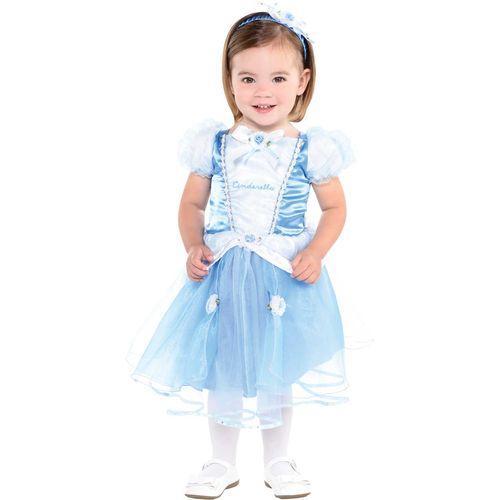 Disney Princess Cinderella Dress - Age 2 Years