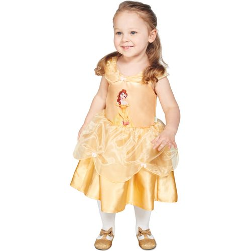 Disney Princess Belle Icon Dress Age 12-18 Months