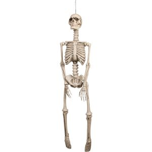 Skeleton Hanging Decoration 92cm