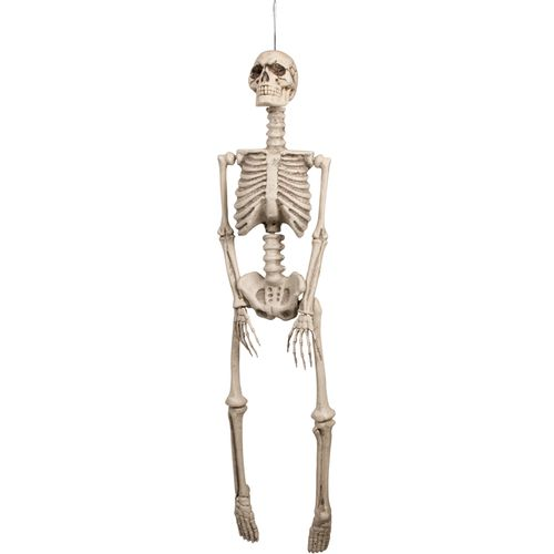 Skeleton Hanging Decoration 92cm Halloween Party Accessory