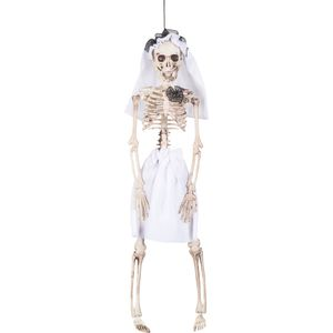 Skeleton Bride Hanging Decoration 40cm