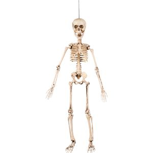 Movable Skeleton Hanging Decoration 50cm