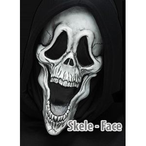 Ghost Face Scream Skele-Face 2017 Mask