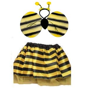 Bumble Bee Tutu & Accessory Set