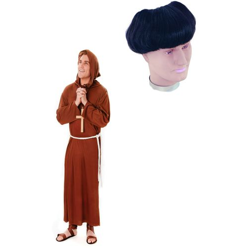 Monk Costume & Wig
