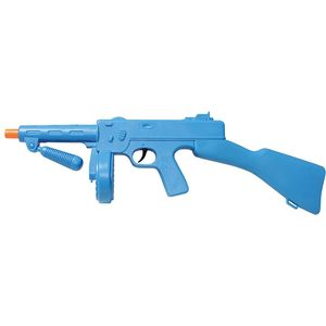 Tommy Gun (Blue) Fancy Dress Prop