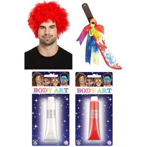 Evil Clown Accessory Set