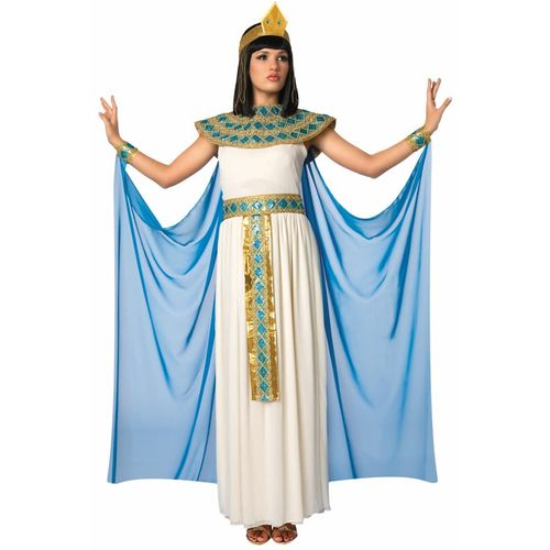 Cleopatra Fancy Dress Costume Size 12-14