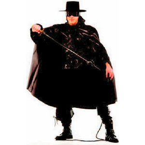 Zorro Ex Hire Sale Costume