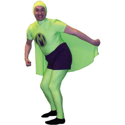 Methane Man Ex Hire Sale Costume