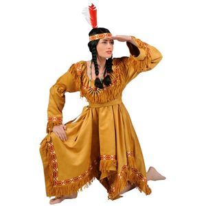 Pocahontas Ex Hire Sale Costume