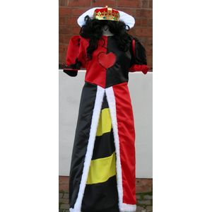 Queen Of Hearts Ex Hire Sale Costume