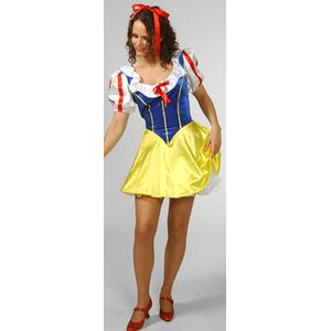 Sexy Snow White Ex Hire Sale Costume S-M