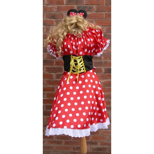 Minnie Mouse Sexy Ex Hire Sale Costume