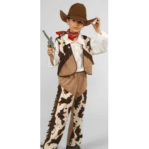 Childs Cowboy Ex Hire Costume Age 10-12 Years