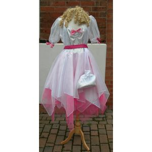 Fairy Godmother Ex Hire Sale Costume Size XL