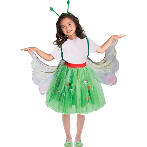 The Very Hungry Caterpillar Fancy Dress Costume Age 3-8 Years