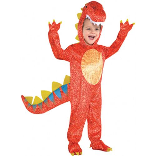 Childs Dinomite Dinosaur Fancy Dress Costume Age 4-6 Years