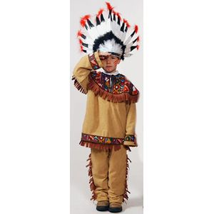 Indian Boy Ex Hire Costume - Age 8-9