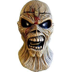 Official Iron Maiden - Eddie Piece Of Mind Mask REDUCED