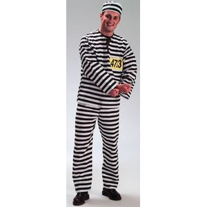 Convict Ex Hire Sale Costume - XL