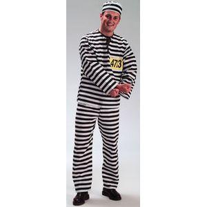 Convict Ex Hire Sale Costume - L-XL