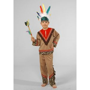 Childrens Indian Ex Hire Sale Costume - Age 6-8