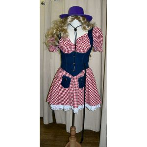Dixie Girl Sexy Ex Hire Sale Costume