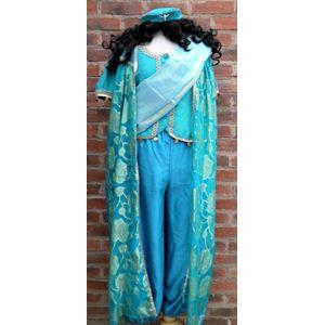 Bollywood Lady Dancer Aqua Ex Hire Sale Costume