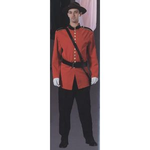 Mountie Ex Hire Sale Costume