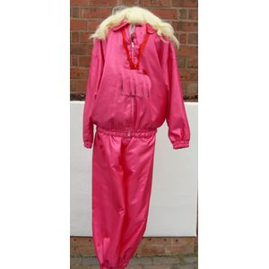 80's Shell Suit Ex Hire Sale Costume M/L