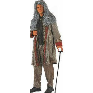 Baroque Gent Ex Hire Sale Costume
