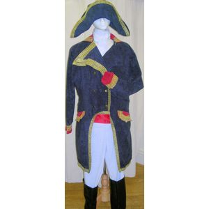 Napoleon Ex Hire Sale Costume Size S-M
