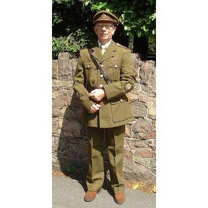 1940s British Army Uniform