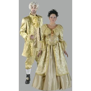 Louis XVI in Gold Gents Ex Hire Sale Costume Size M