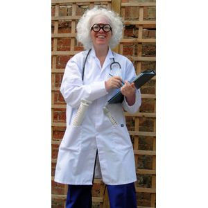 Doctor / Scientist Ex Hire Sale Costume