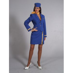Air Stewardess Ex Hire Sale Costume