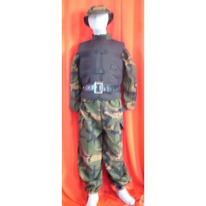 Army Man Ex Hire Sale Costume Size XL