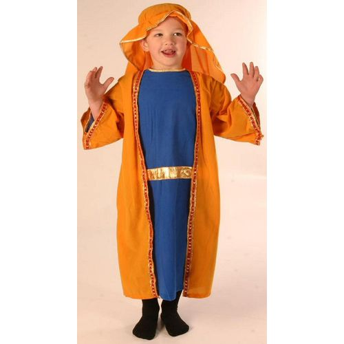 Nativity Joseph Childrens Fancy DressEx Hire Costume Age 9-11 Years