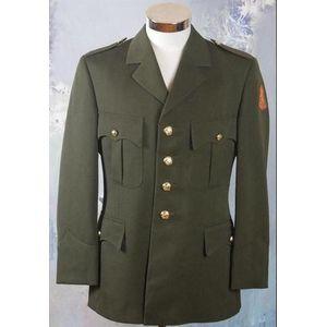 "Netherlands Military Uniform Jacket Ex Hire Sale Size 51 Chest 38"""